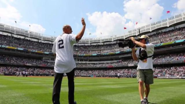 The iconic shortstop will have his number retired.