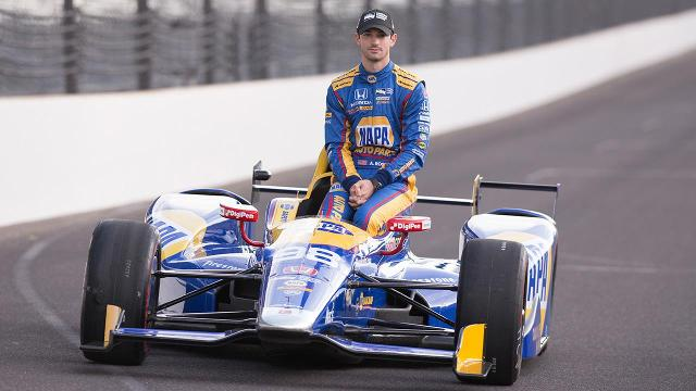 Defending Indy 500 champion Alexander Rossi and IndyCar rookie Fernando Alonso share what it's like to transition from Formula One.