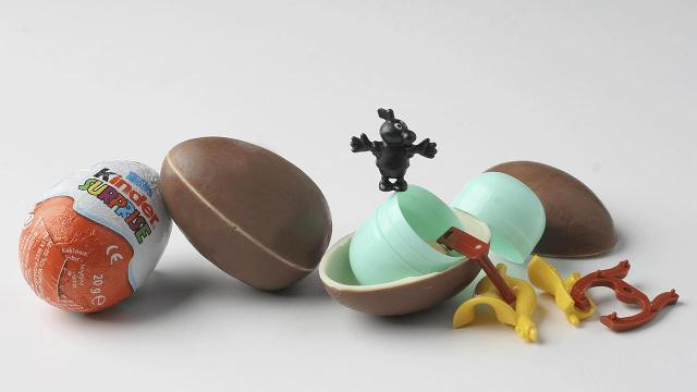 The Kinder Egg, long-famous in other parts of the world as a delicious chocolate egg with a toy inside, is finally coming to the U.S.