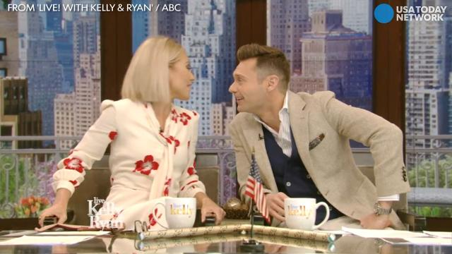 It's now 'Live with Kelly and Ryan.'