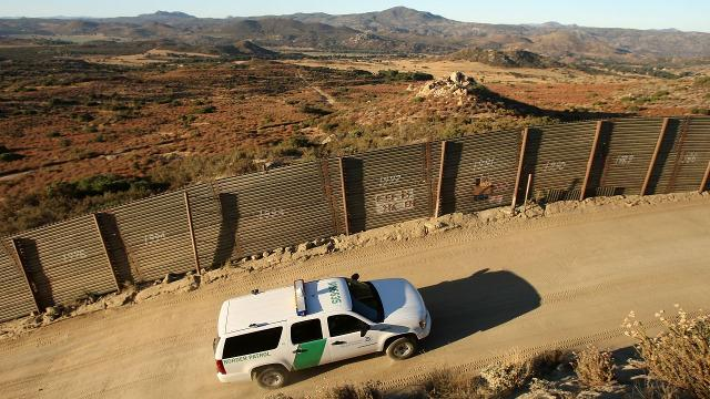 Did Congress start funding trump's Wall? depends who you ask