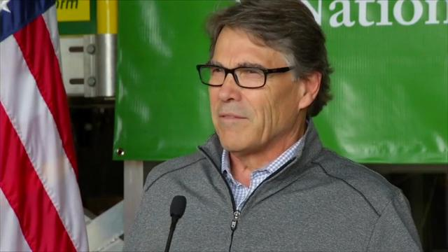 Energy Sec. Perry pushes research lab funding