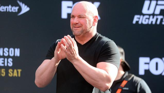 UFC president Dana White says he's working with Floyd Mayweather's team to make a deal for the boxer to fight Conor McGregor. But based on what Mayweather has earned for his previous fights, he'll likely demand a big pay check.