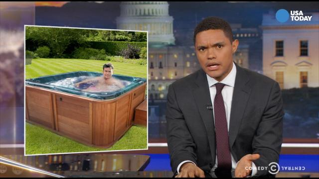 The late-night comics on the House passing a repeal and replace of Obamacare. Take a look at our favorite jokes, then vote for yours at opinion.usatoday.com.