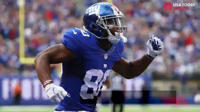 Former New York Giants wide receiver agreed to a one-year deal with the Chicago Bears.