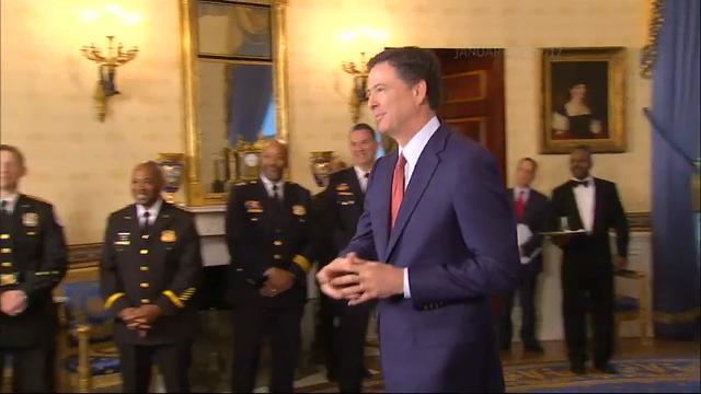 Trump pressed James Comey to close FBI inquiry into former adviser Michael Flynn