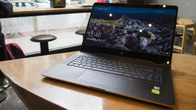 The 15-inch version of HP's latest Spectre X360 laptop has a lot of great things going for it.