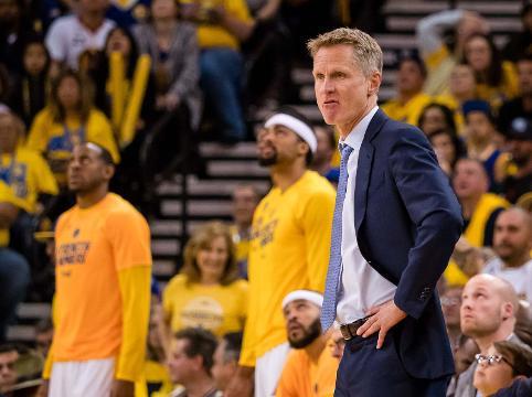 Breaking down impressive NBA career of Steve Kerr