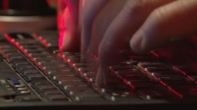 Hackers Launch A Massive Cyber Attack