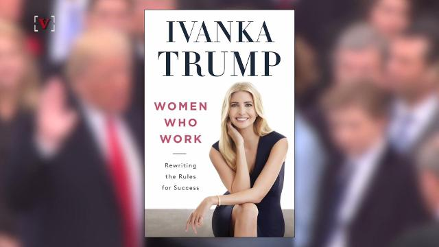 "The State Department reportedly deleted a retweet promoting Ivanka Trump's new book, ""Women Who Work."" Nathan Rousseau Smith (@fantasticmrnate) explains."