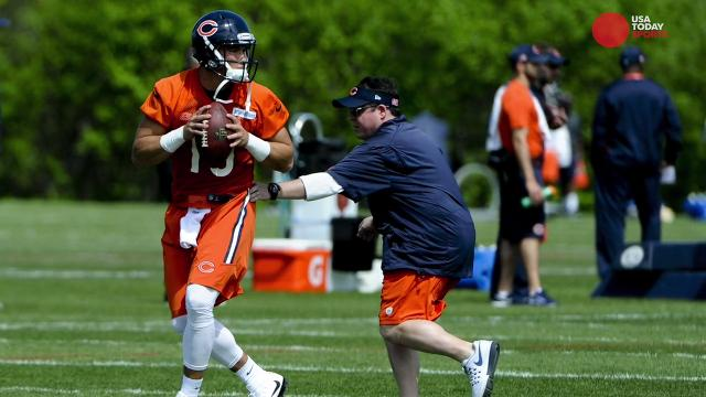 NFC North preview: QB controversy brewing in Chicago