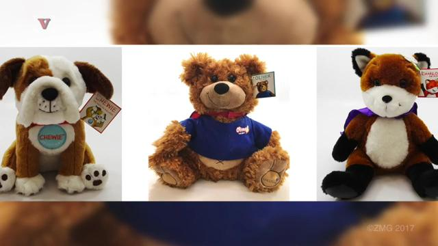 If your child has one of these plush toys, be careful! They are being recalled because of choking hazard. Susana Victoria Perez (@susana_vp) has more.