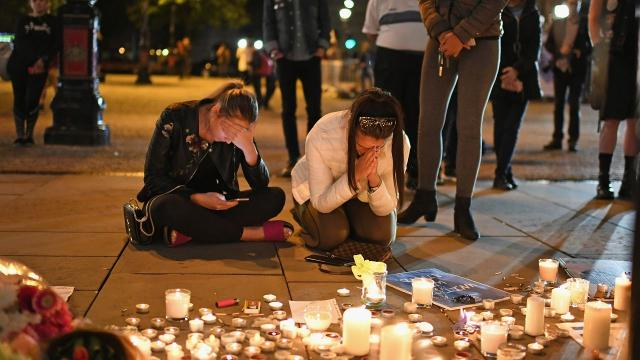 U.K. authorities had stopped sharing information with the U.S. after details about the Manchester bombing investigation were leaked. Video provided by Newsy