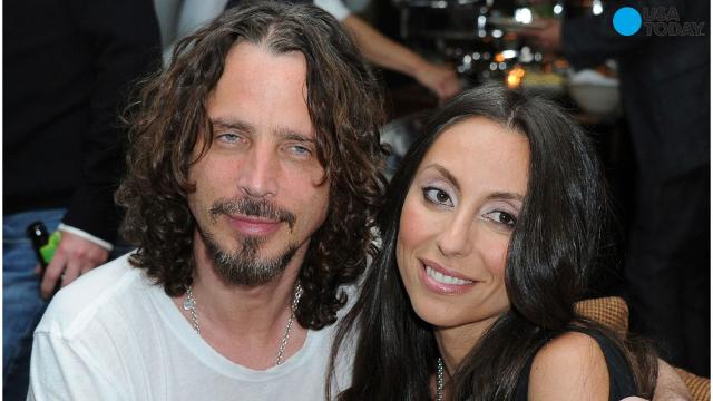 """Chris Cornell's widow has penned a letter addressed to the late Soundgarden front man days after he took his own life. Vicky Cornell writes in the note published online by Billboard that she's sorry she didn't """"see what happened to you that night."""""""