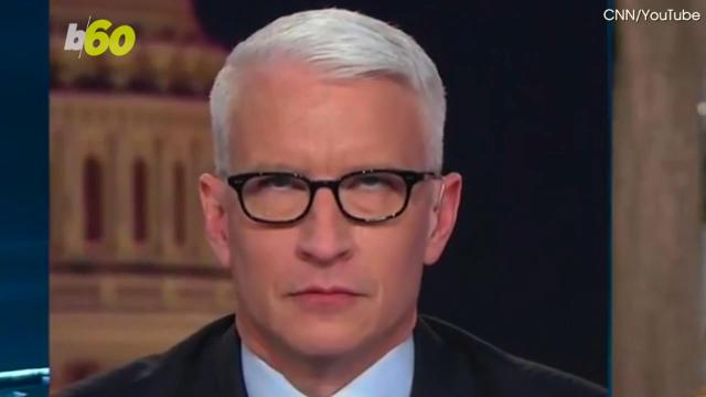 Anderson Cooper throws Kellyanne Conway a brutal eye roll