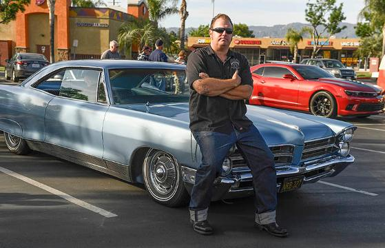 "USA TODAY's Chris Woodyard searches Southern California for rare, unusual and fun cars. This installment of ""Just Cool Cars"" features a restored 1965 Pontiac Bonneville."