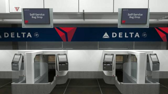 Delta Airlines will be the first US carrier to test facial recognition software to match passengers to their luggage.