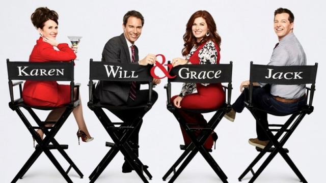 'Will & Grace' revival is back on NBC's TV schedule