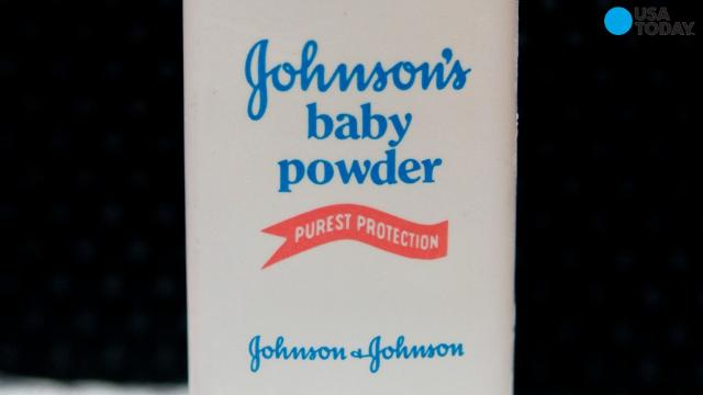 Johnson & Johnson recalls baby powder after discovering small amounts of asbestos
