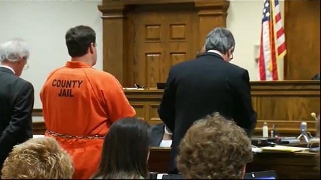 A man who admitted killing seven people over nearly 13 years in South Carolina while running a successful real estate business has pleaded guilty to seven counts of murder and a number of other charges. (May 27)