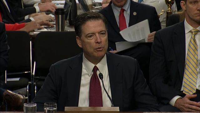 Comey wanted leak of memo, special counsel