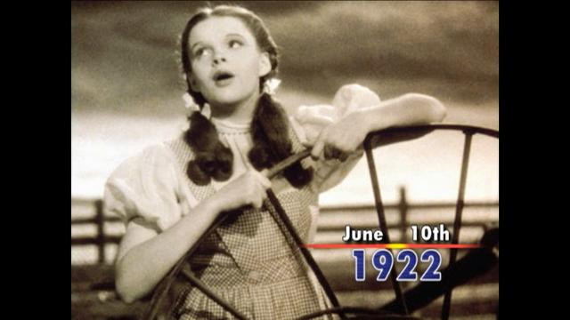 Today in History for  June 10th