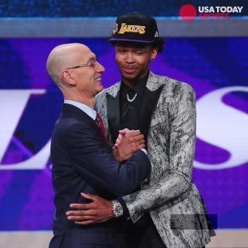 Former second overall pick and DonJoy Performance athlete Brandon Ingram has some advice for this year's class of draftees.