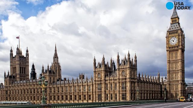 Attacked: UK Parliament's email system