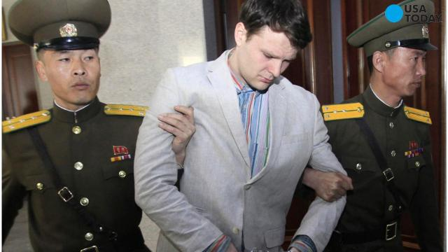 North Korea releases American in a coma