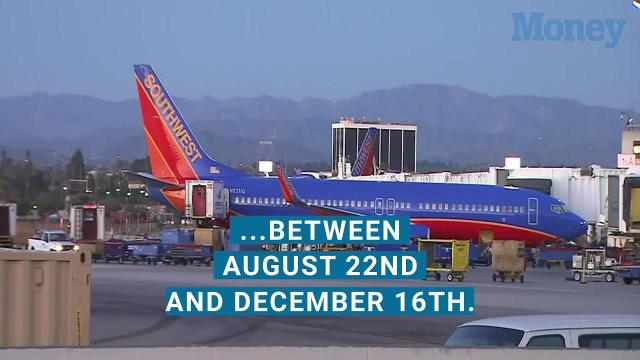 Southwest is celebrating its 46th birthday with a new airfare sale. Tickets are on sale now for as little as $39 one-way to destinations across the United States, Latin America, and the Caribbean.