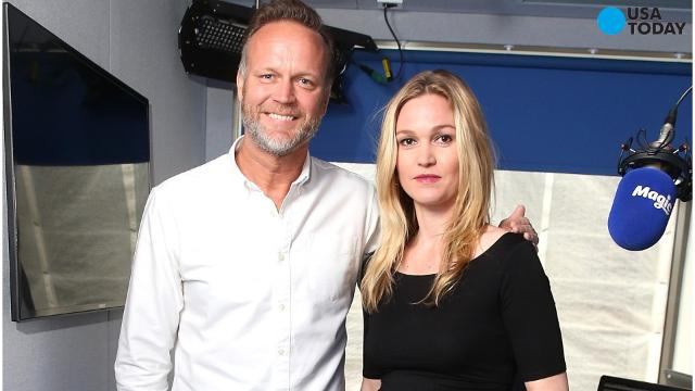 Julia Stiles Expecting Baby With Preston Cook
