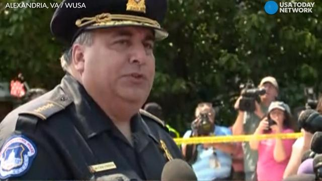 Capitol Police update Alexandria shooting