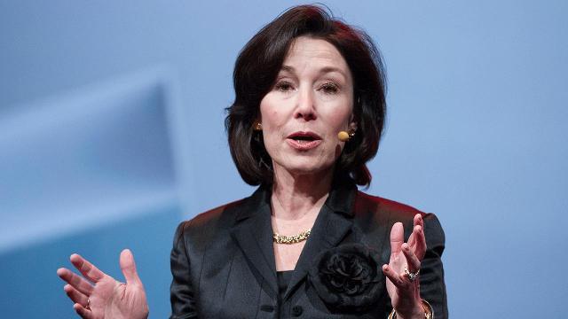 Four of the five highest-paid female CEOs run tech companies.