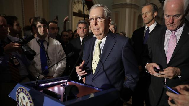 Unseen no longer: Senate health care bill to be unveiled Thursday