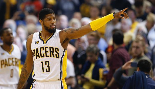 A look at what people on Twitter think about the possibility of Paul George leaving the Pacers for the Lakers.