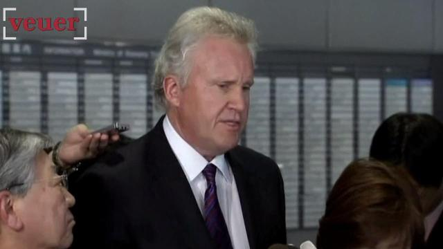 General Electric's chairman and CEO Jeff Immelt is stepping down!