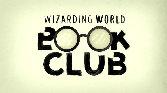 Pottermore's Wizarding World Book Club kicks off with 'Sorcerer's Stone.'