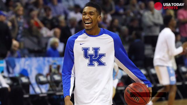Malik Monk say he is willing to let the smack talk flow once he is in the NBA.