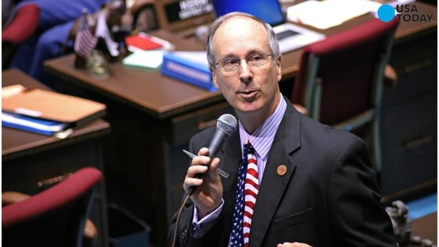 Arizona State Rep. Bob Thorpe thinks some college students shouldn't get to vote in his district. The Republican has drafted legislation to amend how the state defines registered voters.