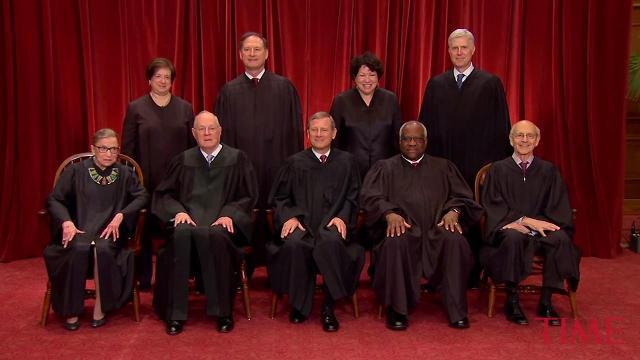 trump adds five judges to list of potential supreme court justices