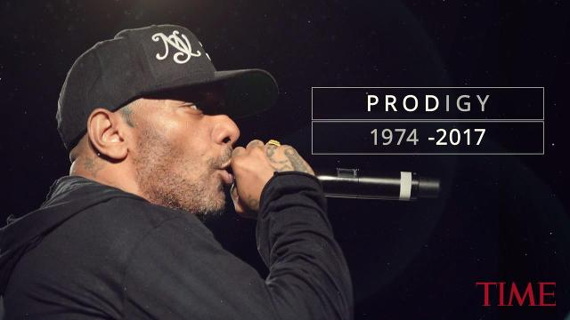 Rapper Prodigy, a member of the hardcore New York hip-hop duo Mobb Deep, has died. He was 42.