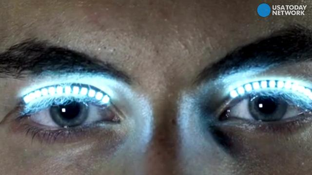 LED eyelashes are here. Are you ready?