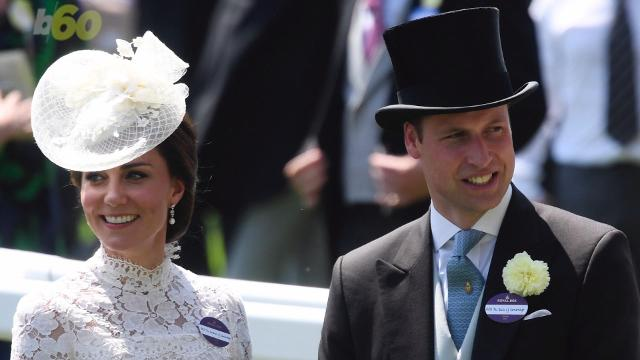 Kate Middleton attended The Royal Ascot and turned heads with her somewhat see through dress. Keri Lumm (@thekerilumm) has more.
