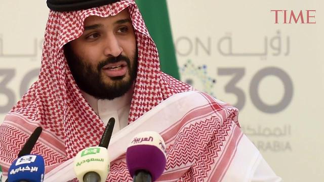 Saudi Arabia's King Salman appoints his son crown prince