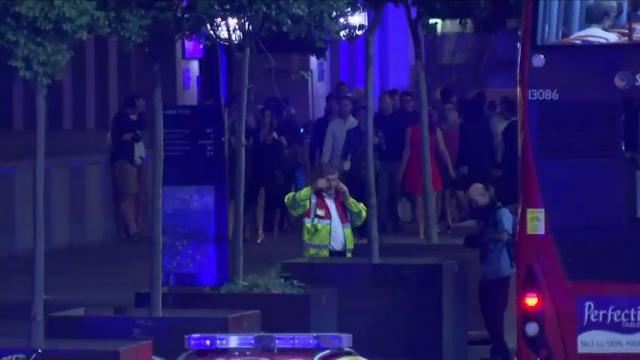 Multiple casualties reported in London incident