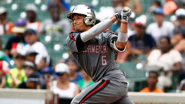 A brief look at each of the five players who were taken at the top of the 2017 MLB draft.