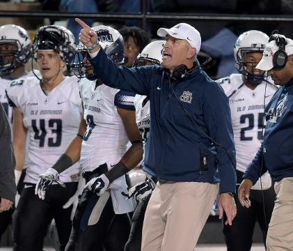 Old Dominion Monarchs football coach Bobby Wilder suspended his son and linebacker Derek for off-field issues. Here are other father-son, coach-player duos in college or sports.
