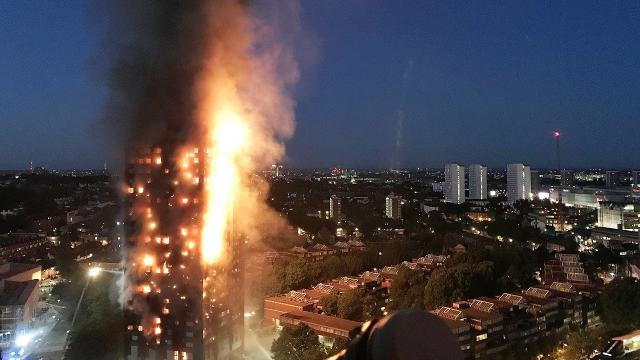 Police announce cause of Grenfell Tower fire, and it wasn't arson