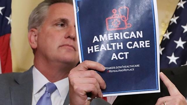 CBO predicts GOP health care bill could leave 22 million uninsured