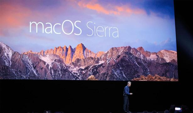Apple unveils macOS high sierra